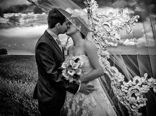 La boda de Ángela y David