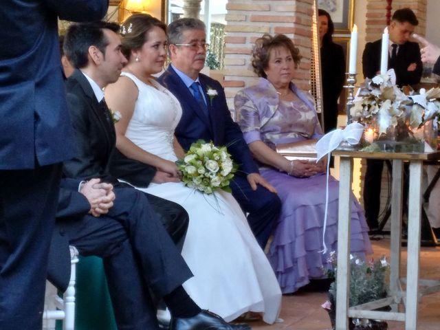 La boda de Jorge y Sandra en Valdilecha, Madrid 12