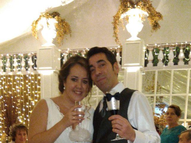 La boda de Jorge y Sandra en Valdilecha, Madrid 2