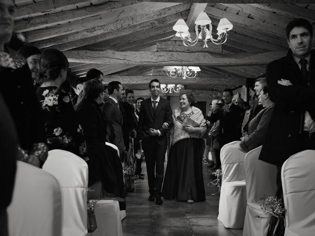 La boda de David y Estíbaliz en Vitoria-gasteiz, Álava 2