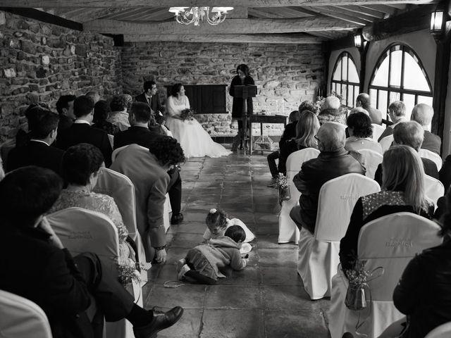 La boda de David y Estíbaliz en Vitoria-gasteiz, Álava 4