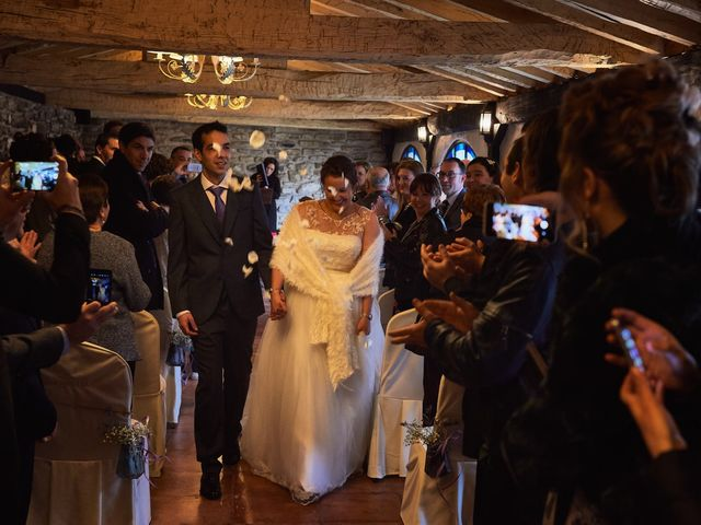 La boda de David y Estíbaliz en Vitoria-gasteiz, Álava 6
