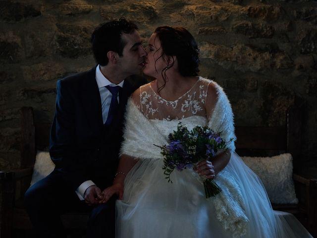 La boda de David y Estíbaliz en Vitoria-gasteiz, Álava 9