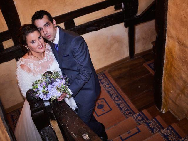 La boda de David y Estíbaliz en Vitoria-gasteiz, Álava 10
