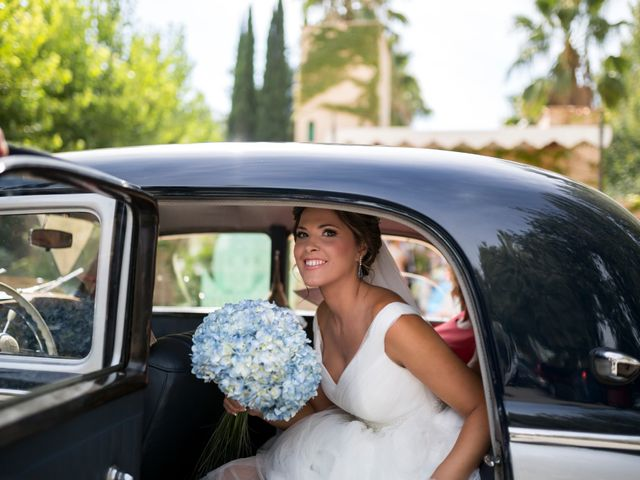 La boda de Joaquin y Damari en Otura, Granada 23