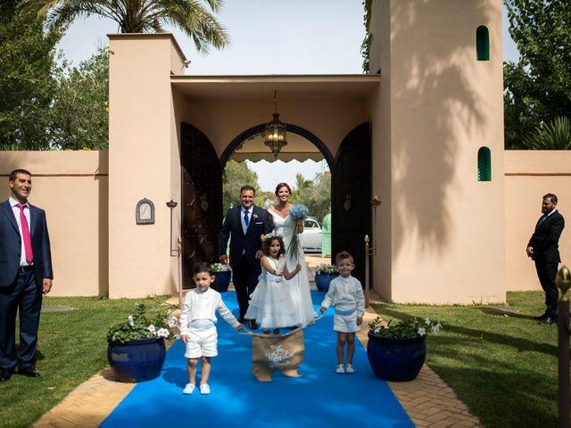 La boda de Joaquin y Damari en Otura, Granada 25
