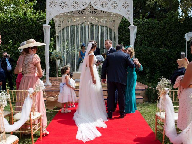 La boda de Joaquin y Damari en Otura, Granada 27