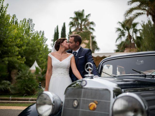 La boda de Joaquin y Damari en Otura, Granada 43