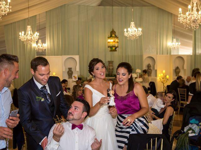 La boda de Joaquin y Damari en Otura, Granada 47