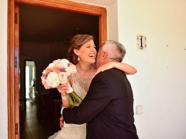 La boda de Maxi y Cris en La Manga Del Mar Menor, Murcia 6