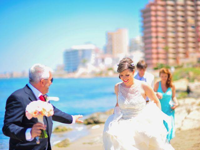 La boda de Maxi y Cris en La Manga Del Mar Menor, Murcia 7