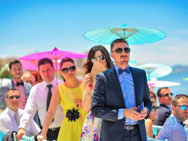 La boda de Maxi y Cris en La Manga Del Mar Menor, Murcia 10