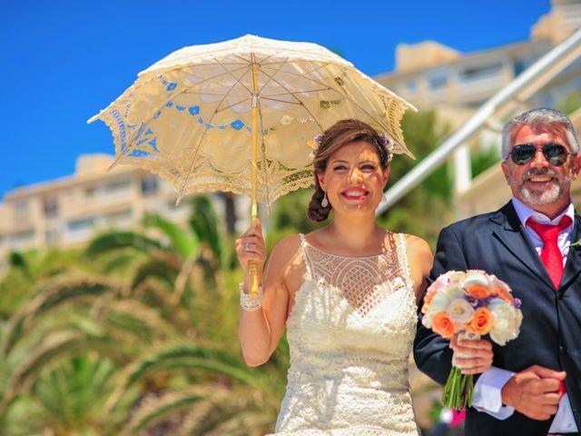 La boda de Maxi y Cris en La Manga Del Mar Menor, Murcia 12