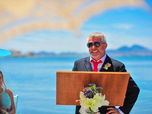 La boda de Maxi y Cris en La Manga Del Mar Menor, Murcia 13