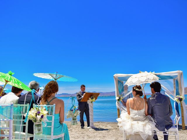 La boda de Maxi y Cris en La Manga Del Mar Menor, Murcia 14