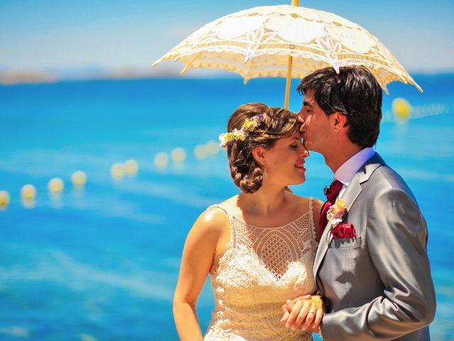 La boda de Maxi y Cris en La Manga Del Mar Menor, Murcia 19