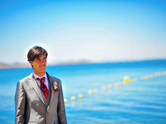 La boda de Maxi y Cris en La Manga Del Mar Menor, Murcia 20