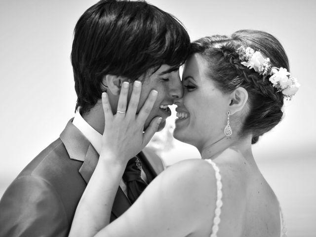 La boda de Maxi y Cris en La Manga Del Mar Menor, Murcia 21