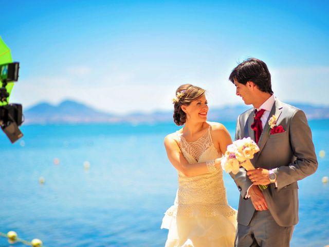 La boda de Maxi y Cris en La Manga Del Mar Menor, Murcia 22