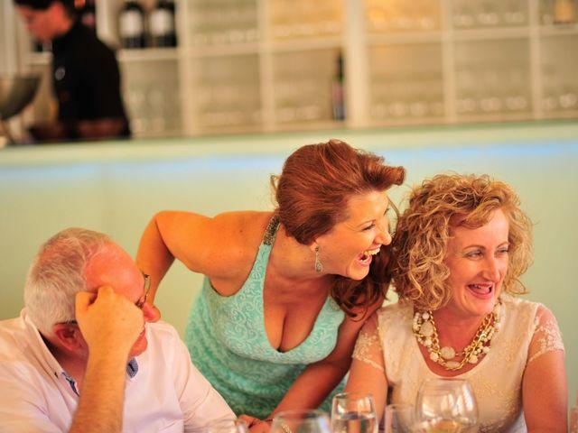 La boda de Maxi y Cris en La Manga Del Mar Menor, Murcia 34