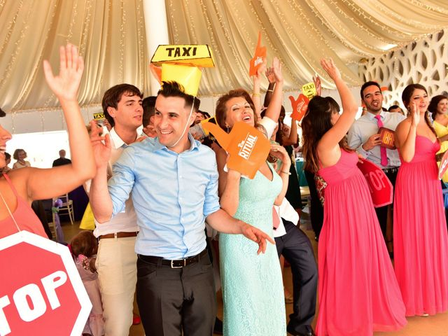 La boda de Maxi y Cris en La Manga Del Mar Menor, Murcia 35
