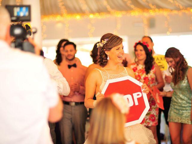 La boda de Maxi y Cris en La Manga Del Mar Menor, Murcia 36