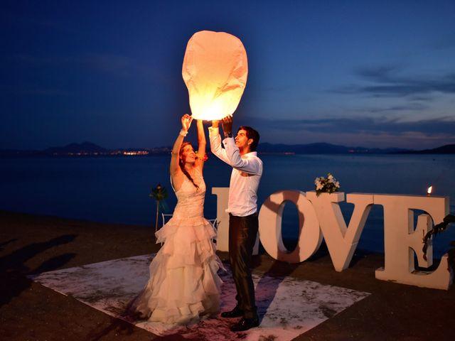 La boda de Maxi y Cris en La Manga Del Mar Menor, Murcia 41