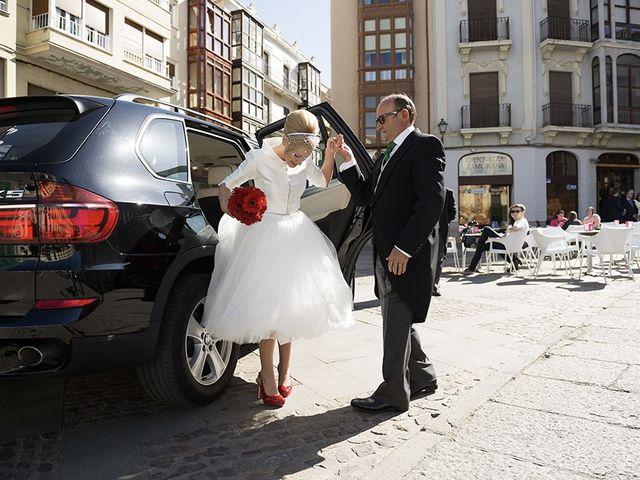 La boda de Jesús y Pilar en Toro, Zamora 17