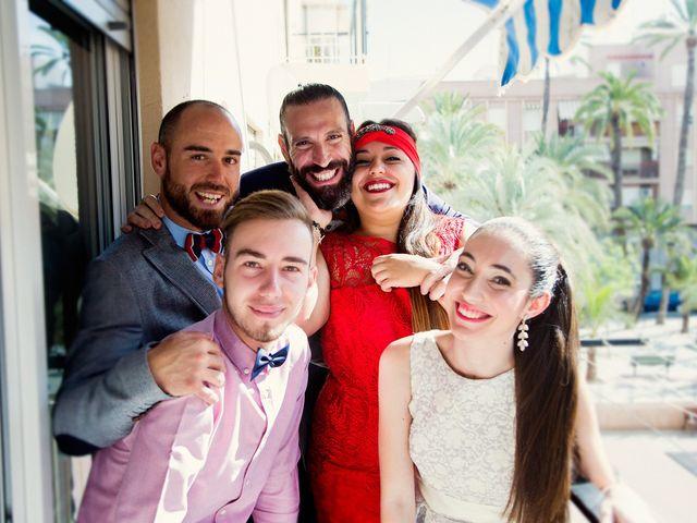 La boda de Ididro y Noelia en Elx/elche, Alicante 19