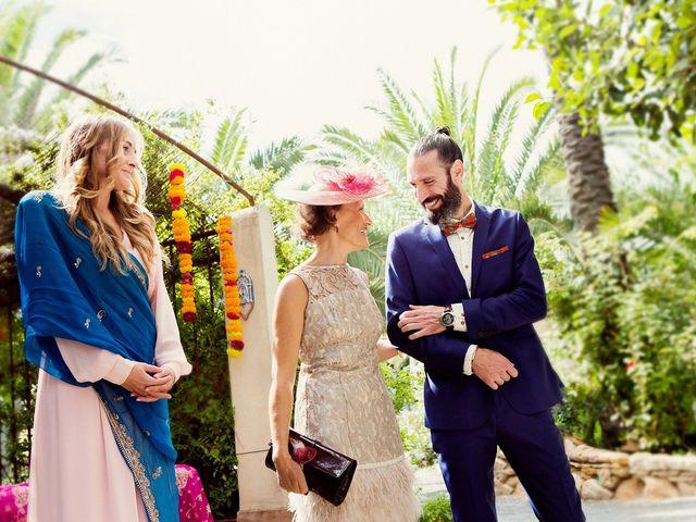 La boda de Ididro y Noelia en Elx/elche, Alicante 49