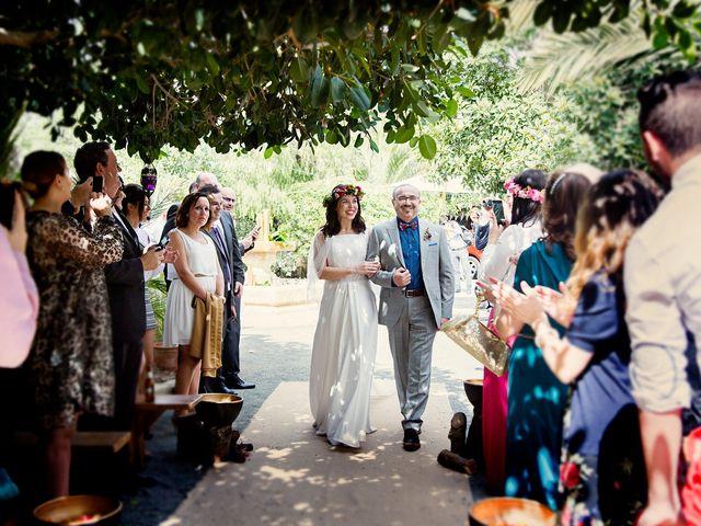 La boda de Ididro y Noelia en Elx/elche, Alicante 52