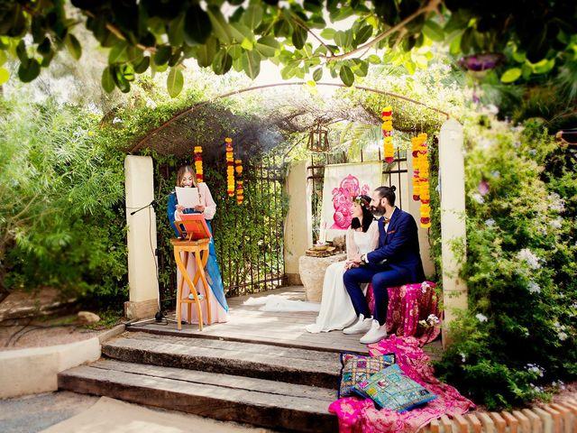 La boda de Ididro y Noelia en Elx/elche, Alicante 62