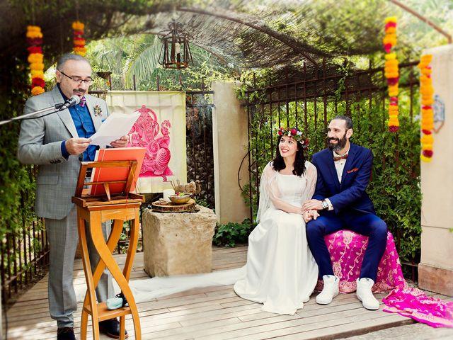 La boda de Ididro y Noelia en Elx/elche, Alicante 63