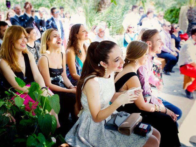 La boda de Ididro y Noelia en Elx/elche, Alicante 67