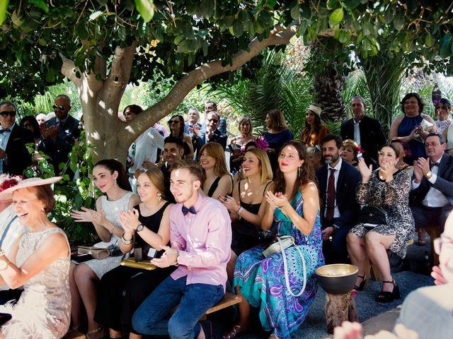 La boda de Ididro y Noelia en Elx/elche, Alicante 72
