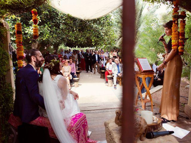 La boda de Ididro y Noelia en Elx/elche, Alicante 73