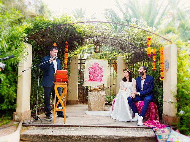 La boda de Ididro y Noelia en Elx/elche, Alicante 74