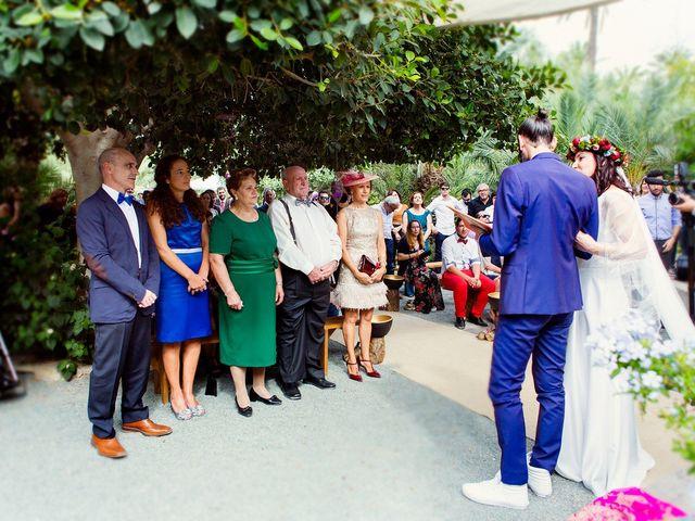 La boda de Ididro y Noelia en Elx/elche, Alicante 75