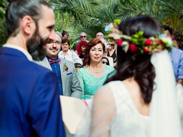 La boda de Ididro y Noelia en Elx/elche, Alicante 76