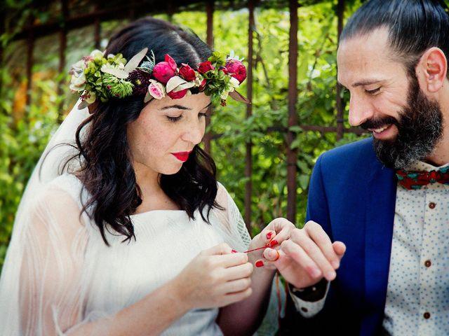 La boda de Ididro y Noelia en Elx/elche, Alicante 82