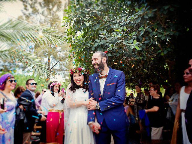 La boda de Ididro y Noelia en Elx/elche, Alicante 87