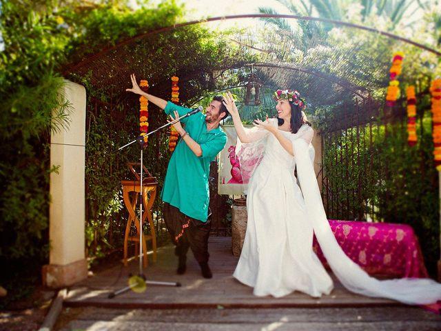 La boda de Ididro y Noelia en Elx/elche, Alicante 91
