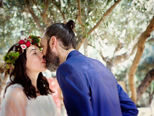 La boda de Ididro y Noelia en Elx/elche, Alicante 92
