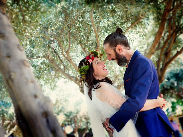 La boda de Ididro y Noelia en Elx/elche, Alicante 94