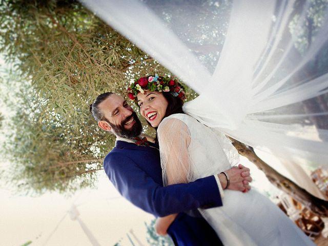 La boda de Noelia y Ididro