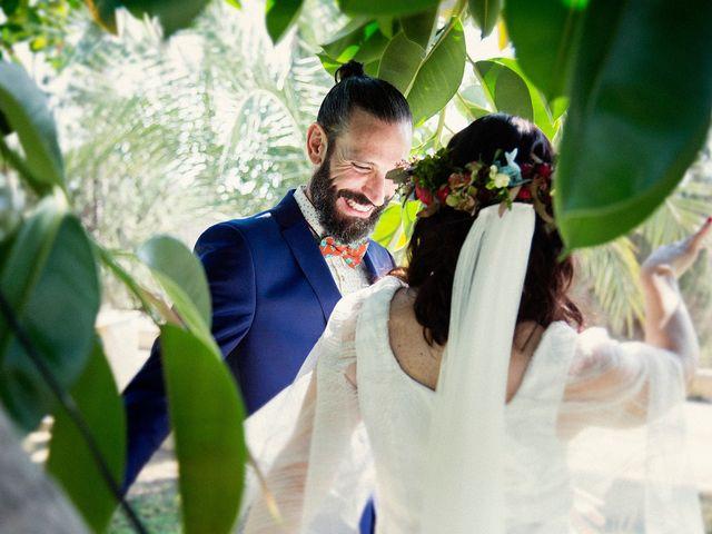 La boda de Ididro y Noelia en Elx/elche, Alicante 97