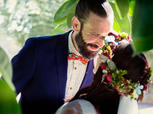 La boda de Ididro y Noelia en Elx/elche, Alicante 1