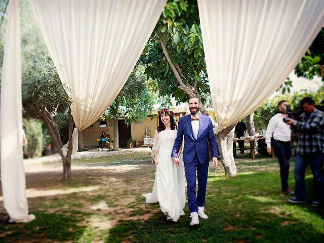 La boda de Ididro y Noelia en Elx/elche, Alicante 100