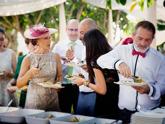 La boda de Ididro y Noelia en Elx/elche, Alicante 107