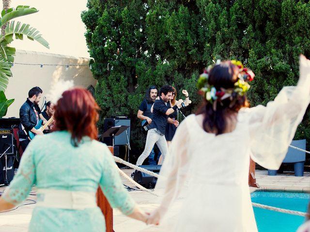 La boda de Ididro y Noelia en Elx/elche, Alicante 115